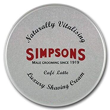 SIMPSON LUXURY CREMĂ CAFEA