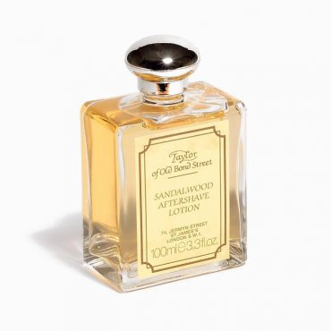 TOBS SANDALWOOD AFTERSHAVE 100ML
