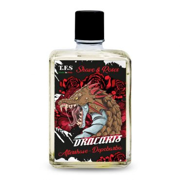 TFS SHAVE&ROSES DRACARIS AFTERSHAVE