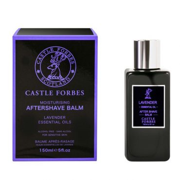 CASTLE FORBES AFTERSHAVE BALM
