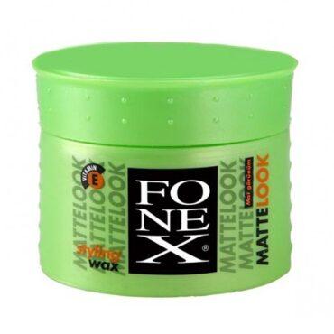Fonex Wax matte